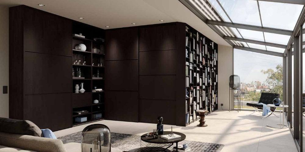 Closet Trend Residence Dark