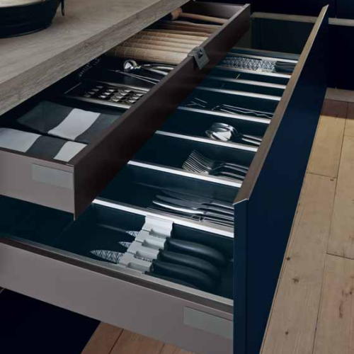 Bauformat - PURISTA - Drawer